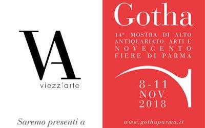 GOTHA 2018 – Alto Antiquariato